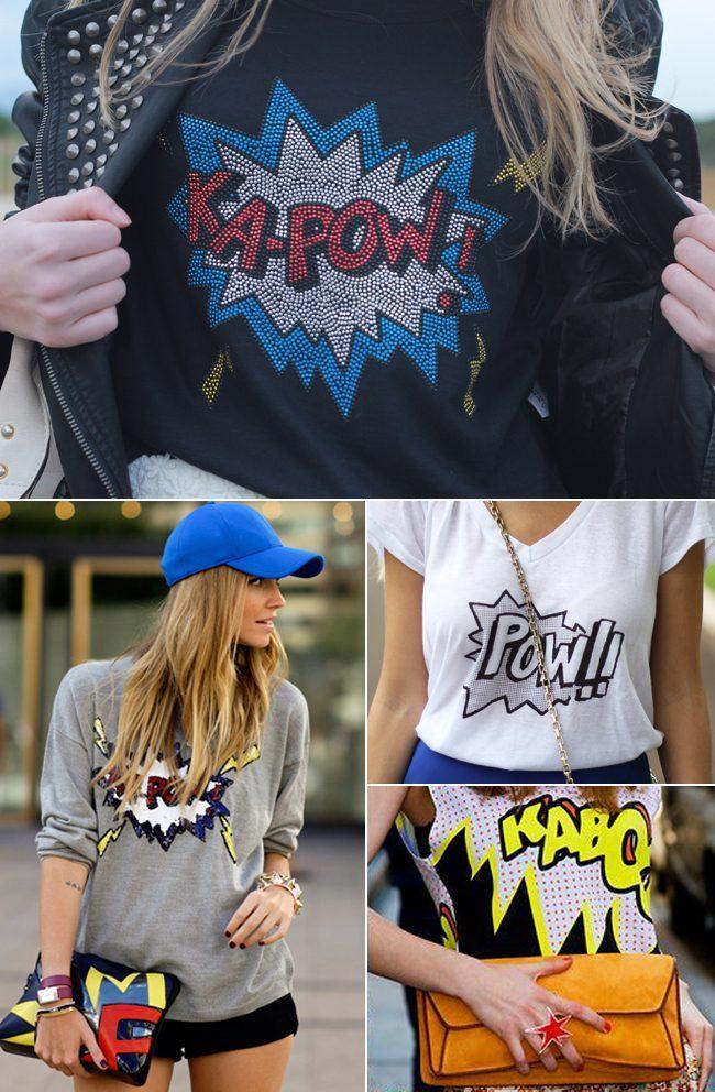 T-shirts copy