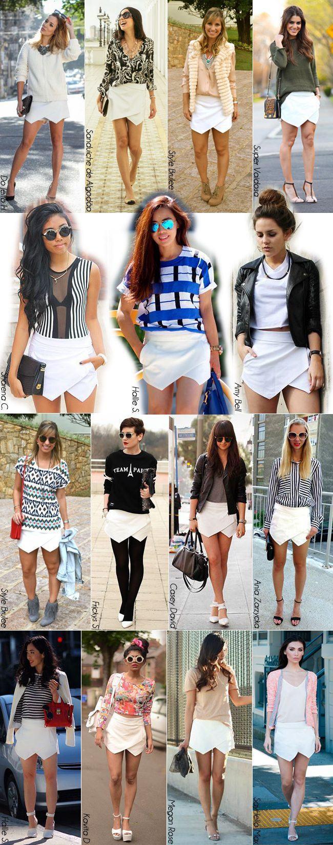 shorts - saia assimétrica branca copy